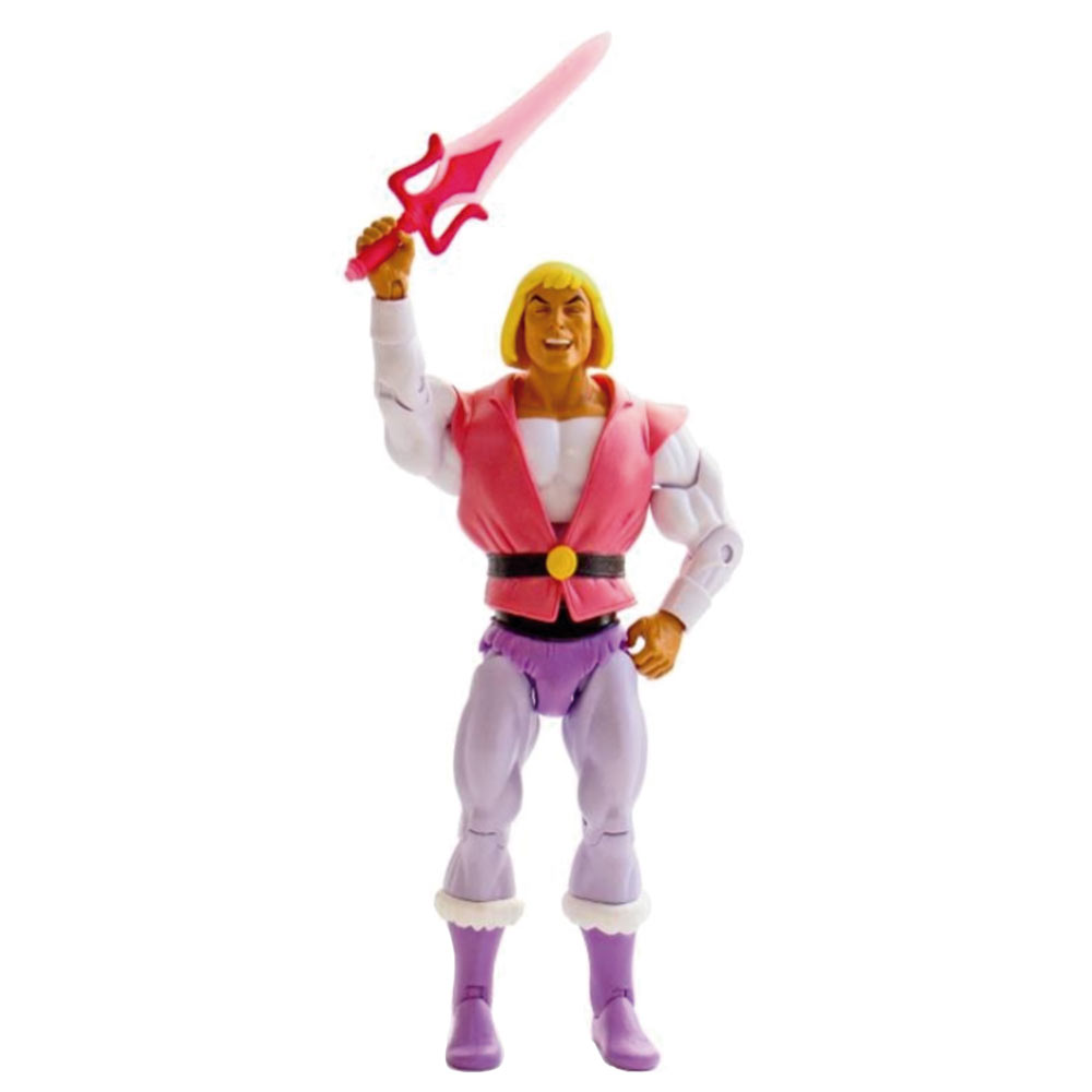 Masters of the Universe Prince Adam (Laughing) Classics