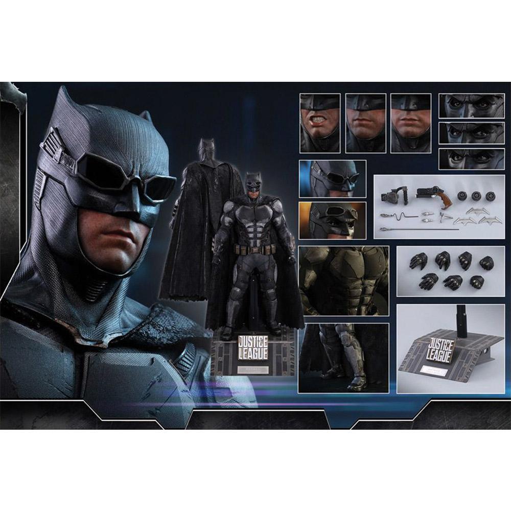 Batman 1/6 Scale Justice League Tactical Suit MMS432