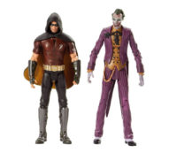 Batman Legacy Arkham City Robin And The Joker