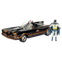 Classic TV Series Batimobile & Batman