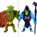 Masters of the Universe Minis Battle Armor Skeletor & Moss Man