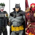 Batman : White Knight DC Multiverse wave 2 Set of 3 Figures