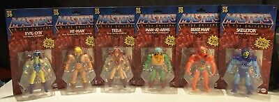 Masters of the Universe Origins WAVE 1 Complete